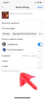So gehts: Alt Text in Instagram Fotos | redaktion42's Weblog