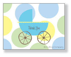 Baby Boy Thank You Cards Baby Shower Thank You Cards Baby Thank You Cards Baptism Thank You