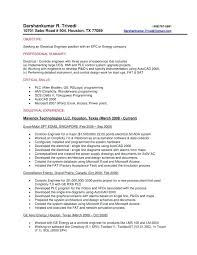 Systems Engineer Resume Examples