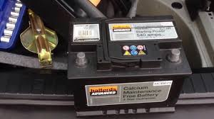 BMW 3 Series used bmw battery : BMW E46: How to remove the battery in the car boot - YouTube