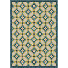 roselawnlutheran gorgeous yellow and blue outdoor rug indoor outdoor rugs indoor outdoor rugs at