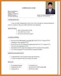Standard Resume Format Delectable 28 Beautiful Resume Format Pdf Bizmancan Com Resume Samples For