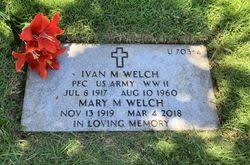 Ivan McSwain Welch (1917-1960) - Find A Grave Memorial