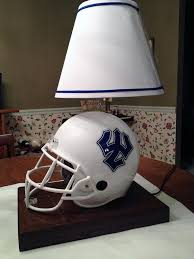 6 american football themed lamps in honor of super bowl washington lee university lamp