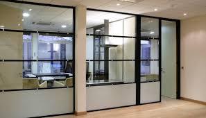 interior office partitions. ark aluminium glass office partition company in delhi gurgaon noida faridabad ghaziabad interior and construction solutions pulse linkedin partitions i