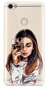 <b>Чехол With Love</b>. Moscow W003471XIA для Xiaomi Redmi Note 5A ...