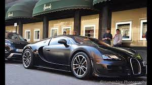 The nose of the sang noir has been restyled. Bugatti Veyron Supersport Sang Noir In London Walkaround Driving Scenes And Accelerations Youtube