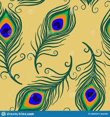 Designing Repeat Patterns For Textiles Peacock Feather Seamless Surface Pattern Peacock Feathers
