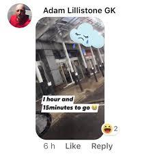 Adam Lillistone (@LillistoneAdam)   Twitter