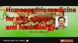 Skin allergy/best homeopathic medicine for skin allergy and food ...