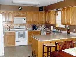 Small Picture Kitchens With Oak Cabinets Decor Galleries Of Remodeling Kitchen