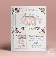bachelorette party invitations free template best of free printable bachelorette party invitation templates for