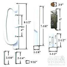 pella door replacement parts sliding door locks replacement sliding patio door hardware replacement