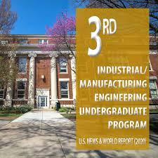 Perdue University School Of Industrial Engineering Purdue University