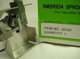 rertrozone replacement motors durozone p n 35105 mssr024 spring return damper motor for use durozone nsprd and spms damper motor