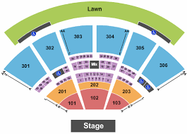 Usana Amphitheatre Seating Chart West Valley City