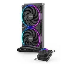 Система жидкостного охлаждения <b>PCCooler</b> GI-AH280C ...