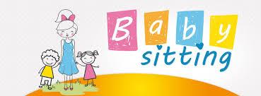 Image result for babysitting clip art