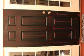 marvelous ideas paint door to look like wood our home from scratch