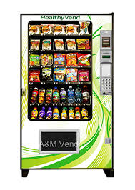 Vending Machine Healthy Fascinating AMS Healthy Vend Combo Drink Snack AM Equipment Sales