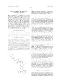 patent us process for the preparation of candesartan  patent drawing