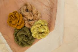 DIY Onion <b>Skin Natural</b> Dye for Textiles