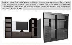 Diseños Y Optimisación De Muebles En 3DDisear Muebles A Medida
