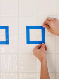 Decorative Tile Paint Painting Ceramic Tile In Bathroom Innovative On And Can I Paint 2