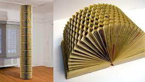 phone book art