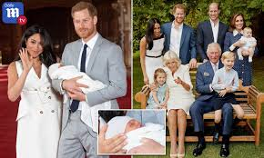 Archie will be tight with Harry but clash with Meghan Markle ...