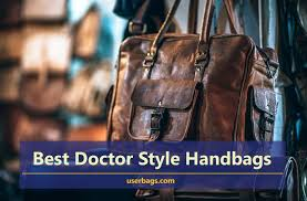 are you in the market for a doctor style handbag if so you re going to want to read this in depth guide below you will find reviews for the best male