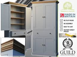 Multi Wood Kitchen Cabinets Contemporary Painted 220cm Tall Heavy Duty Bookcase With Sliding