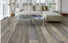 does furniture dent vinyl plank flooring