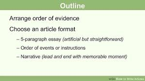 how to write articles pictures wikihow image titled write articles step 14