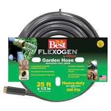 25 ft garden hose. 25 Ft. Flexogen Water Garden Hose - 1/2 Ft G