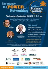 networking flyer press release experience the power of networking caribbean