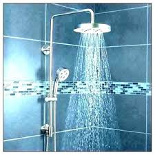 delta rainfall shower head delta shower heads bronze delta rain shower head home depot rainfall shower