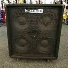 4x10 Guitar Cabinet Line 6 Lowdown 4x10 Bass Cab Rich Tone Music