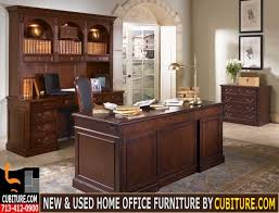 used home office desks. beautiful used awesome home office furniture houston  intended used desks