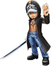Nako replace her arlong pirates tattoo with a new, custom design. Trafalgar D Water Law One Piece Wiki Fandom