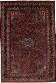 details about exceptional hand knotted fl zanjan persian rug oriental area carpet 7x10