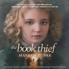 the book thief audiobook com the book thief cover art