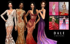 Sims 2 Designer Clothes Downloads Dales Couture Sims 2 Dales Couture Sims 2 New