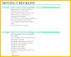 Moving House Checklist Template Planner Moving To Do List