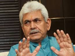 Image result for manoj sinha minister