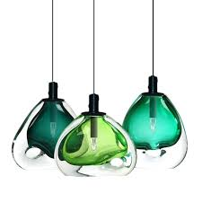 glass pendant shades blown glass pendant lights lighting free ship browse coloured glass pendant lights uk