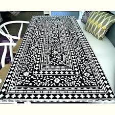 black and white runner rug black and white kitchen runner black and white chevron runner rug