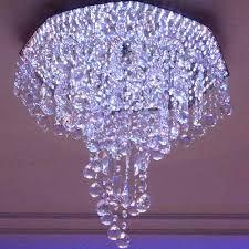 dew drop crystal chandelier