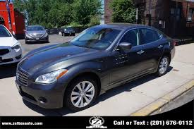 used 2016 infiniti m37 in jersey city new jersey zettes auto mall jersey