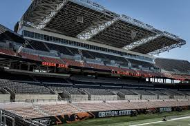 Oregon State 2018 Home Games Include Alcohol Sales